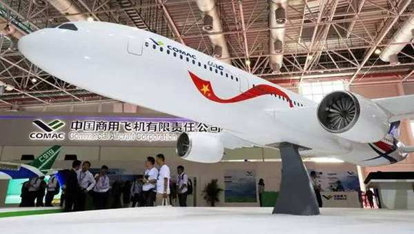China, Russia develop superjet C929, to compete with Boeing's 787 Dreamliner