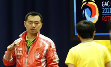 Kong Linghui suspended as Chinese women's table tennis coach
