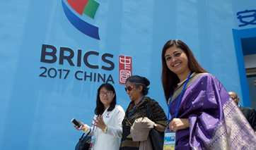 BRICS representatives hold talks on expanding cooperation