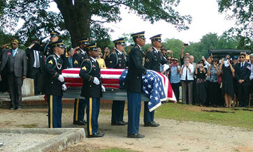US veteran who helped China during WWII laid to rest