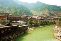 World's largest cluster of Miao villages in Guizhou