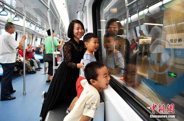 Metro lines in second-tier Chinese cities surge, spread