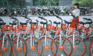 Mobike rules out merger with Ofo