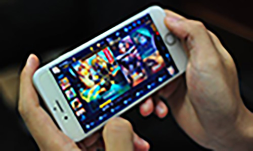 Mobile gaming industry booming