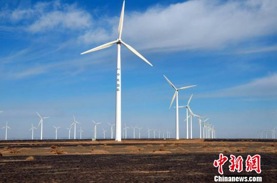 China is world's largest renewable energy producer, consumer