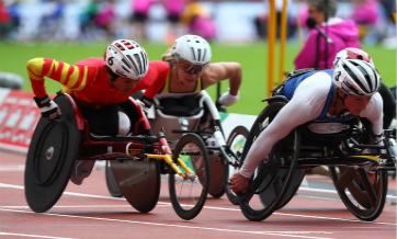 China tops medal table at World Para Athletics Championships