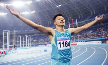 Xie Zhenye stuns a stronger Su and Zhang to win China''s national title