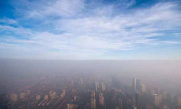 China launches campaign against heavy air pollution in autumn and winter