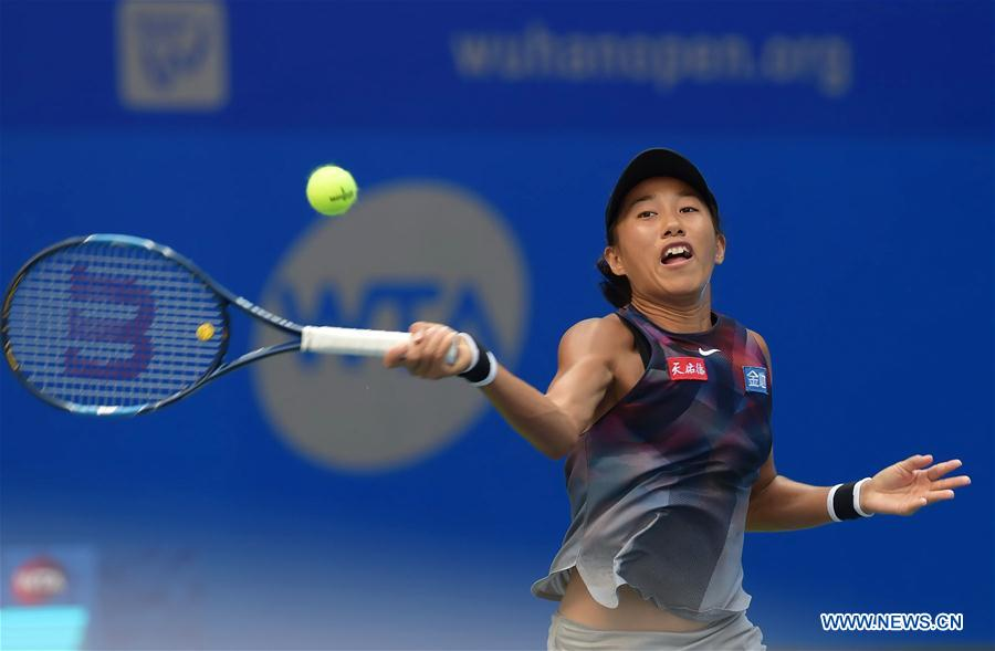Highlights of WTA Wuhan Open Day 5