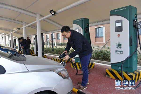 Development of new energy vehicles depends on how far battery power