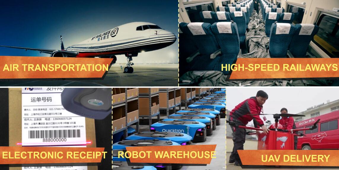 Amazing China: A 5-year Miracle - Online Shopping Carnival Turns the World Crazy