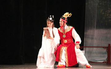 Play adaptation of Chinese classical novel makes debut in Vietnam