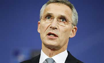 NATO defense ministers agree on creating two new commands
