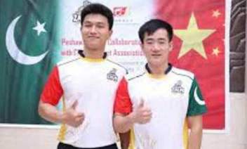 Two Chinese cricketers to play for Peshawar Zalmi in next PSL season