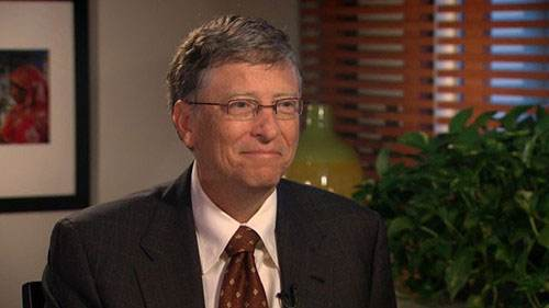 Bill Gates elected as a member of China's top academic institution