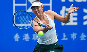 Highlights of quarter final matches at WTA Shenzhen Open