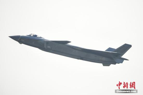 J-20 fighter jet significantly improves China's air combat