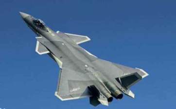 J-20 fighter jet significantly improves China's air combat capability