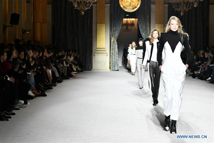 Highlights of Paris Fashion Week