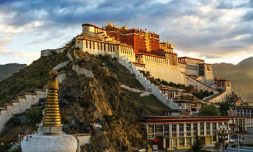Tibetan GDP grows more than 10 percent for 25th consecutive year