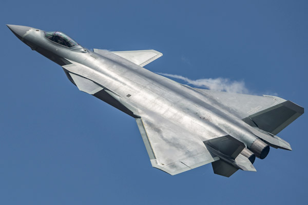 J-20 stealth fighter's capabilities to be enhanced