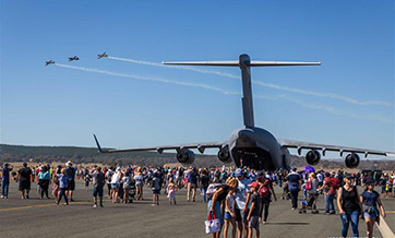 In pics: Canberra Airport Open Day