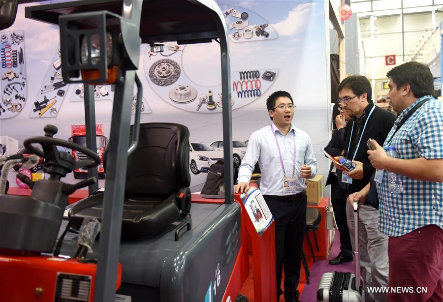 China Import and Export Fair opens in Guangzhou