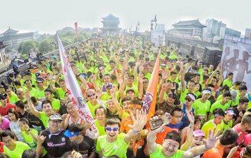 Reporter's Diary: Xi'an marathon, using sport as a bridge between cultures