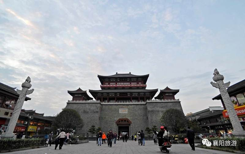 Xiangyang promotes ancient city tours