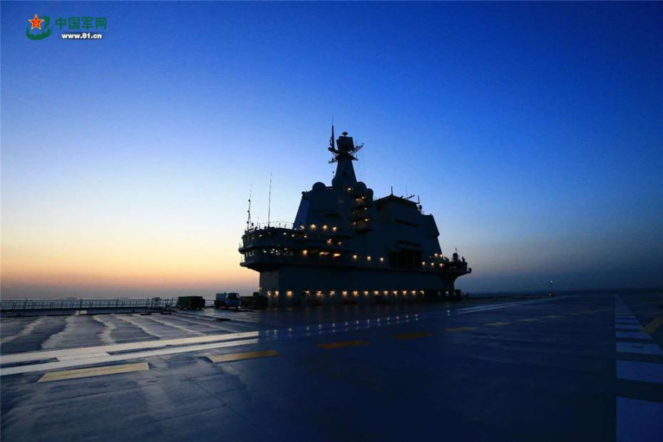 China's first domestically-built aircraft carrier completes sea trial