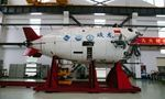 China develops manned vessel to go 11,000m deep in show of marine technological prowess