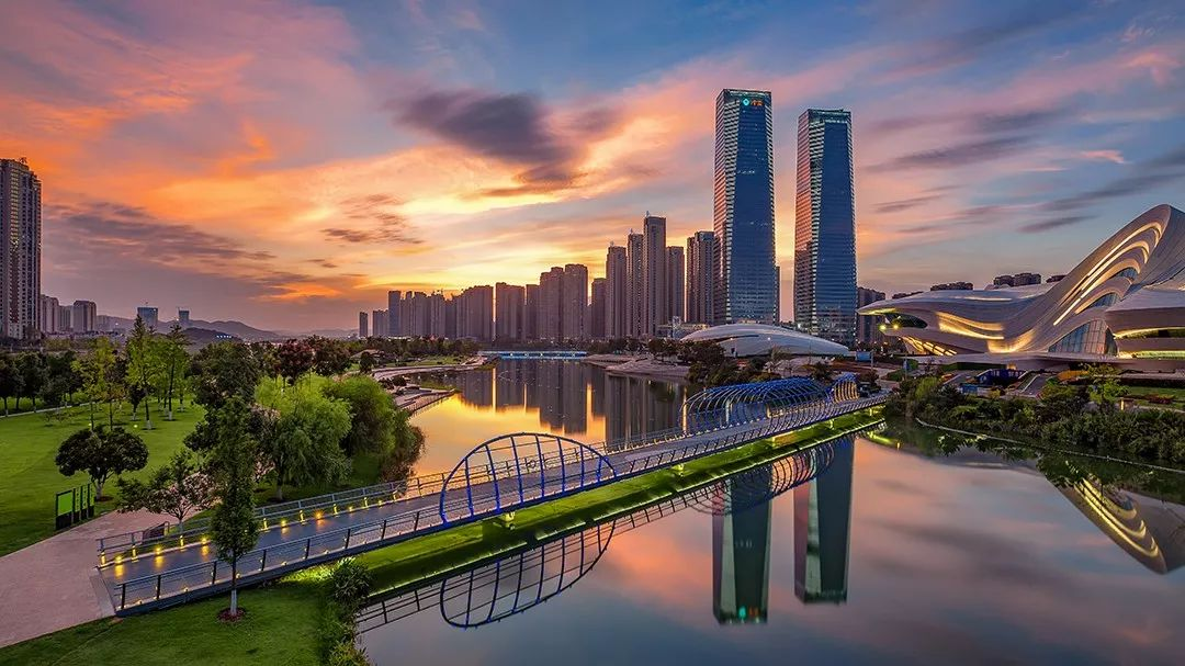 In Pictures: Xiangjiang New Area in Changsha