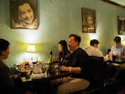 "Pic story: one-star Michelin restaurant ""Cafe China"" in New York"
