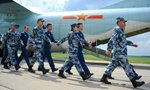 Chinese military arrives in Russia for annual drills, bringing state-of-the-art hardware