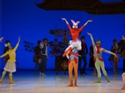 National Ballet of China opens version of 'The Nutcracker' in Paris