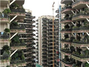 "The first ""vertical forest"" community is being built in Chengdu"