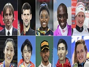 Yearender: Top 10 world athletes in 2018