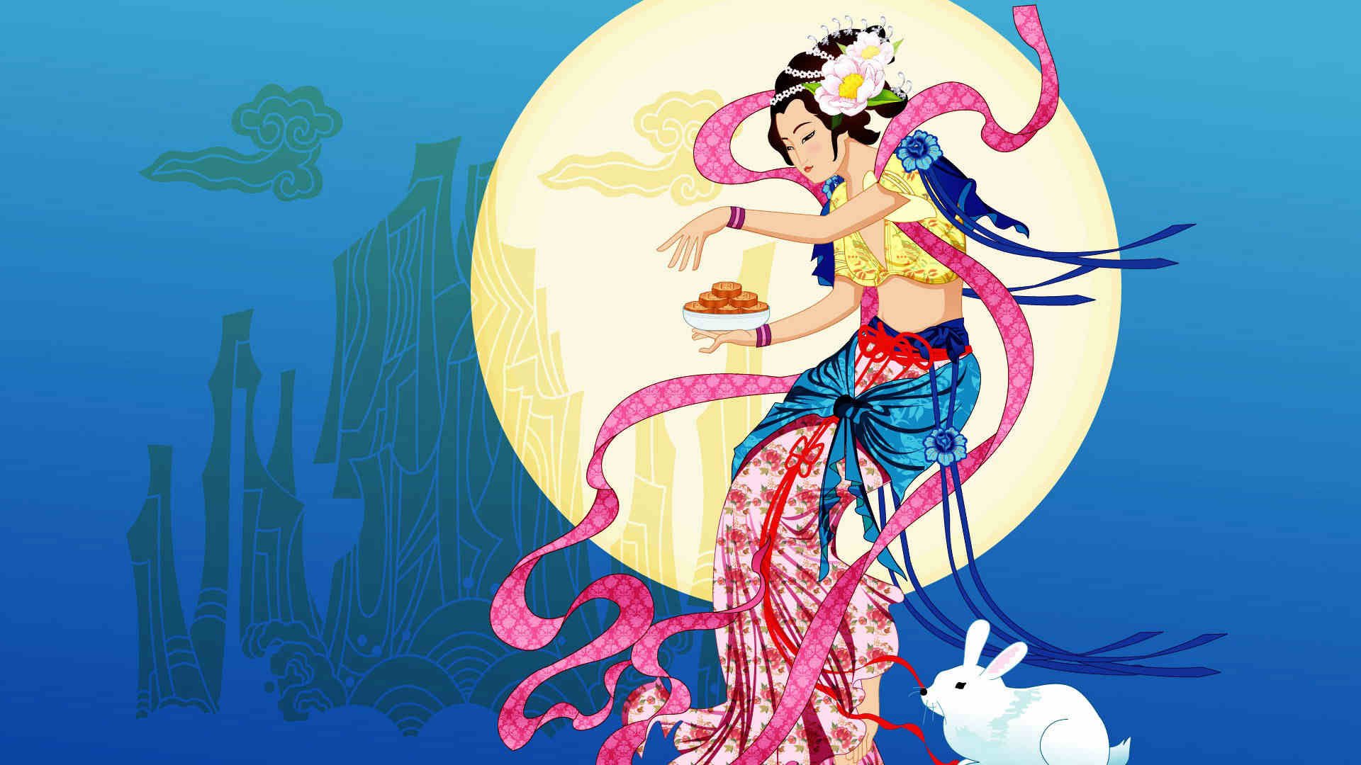 The goddess, rabbit and other lunar tales: the folklore surrounding China's moon exploration