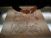 Yangliuqing woodblock printing thrives for nearly 400 years