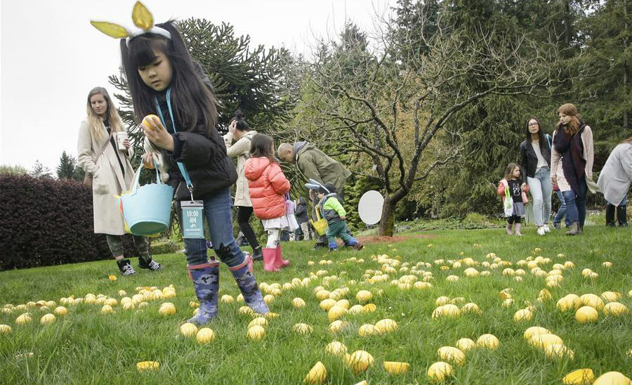Easter celebrations held across Canada