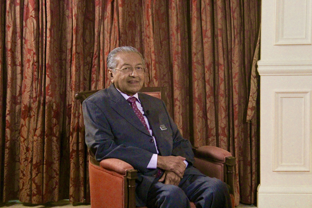 China has the opportunity to help develop SE Asian countries under BRI: Mahathir