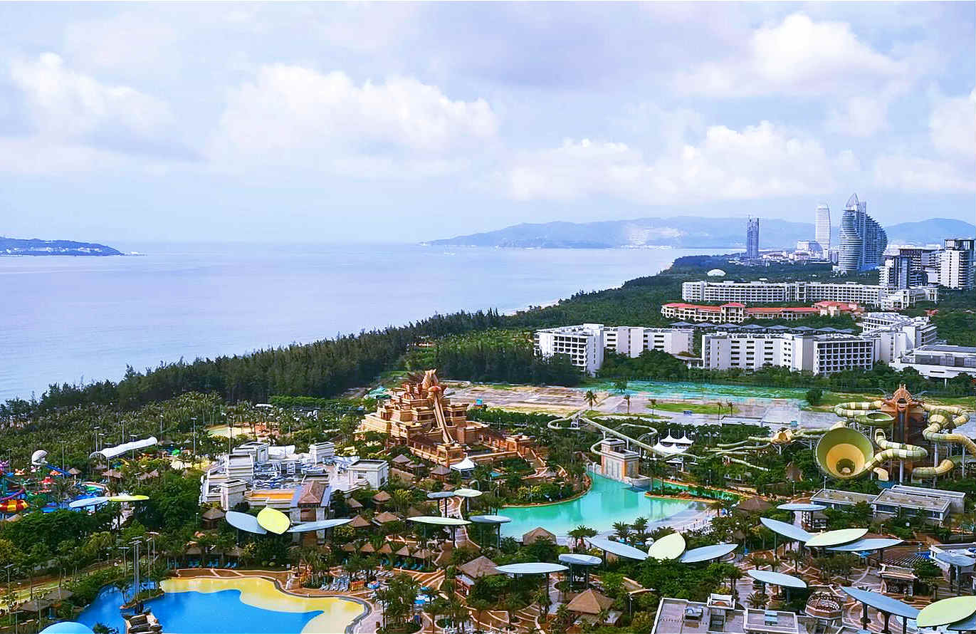 Hainan: China's tropical pearl builds international tourism consumption hub