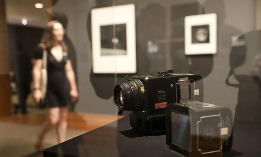 """Apollo's Muse: The Moon in the Age of Photography""exhibited in Metropolitan Museum of Art in New York"