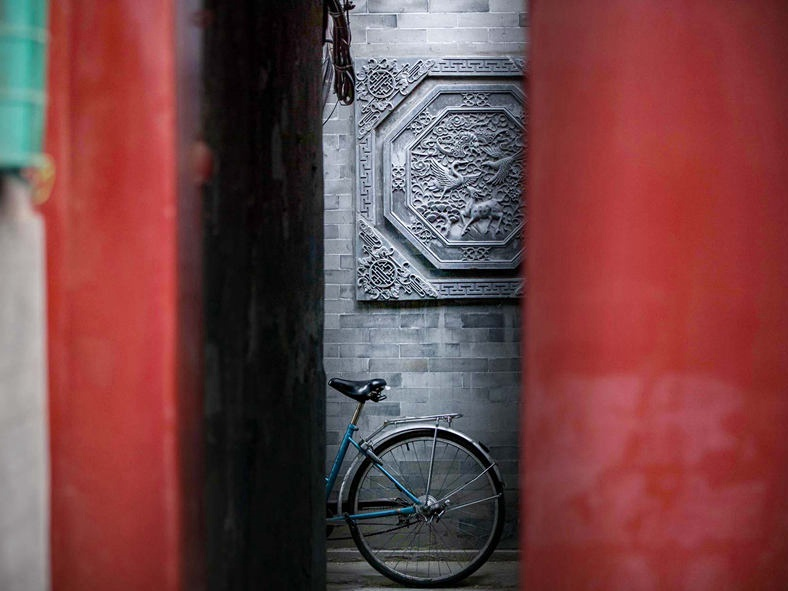 Beijing Hutong under German Photographer's Lens