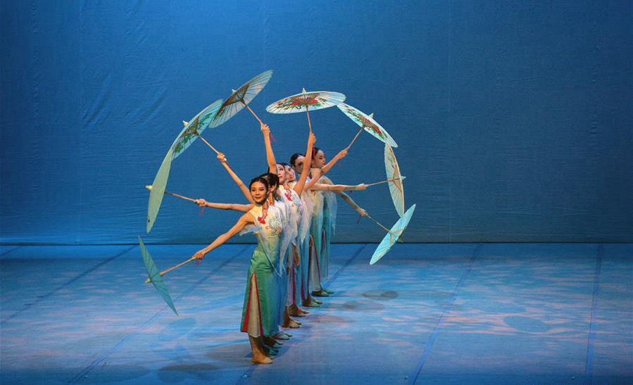 Chinese ballet theater stuns Turkish audiences