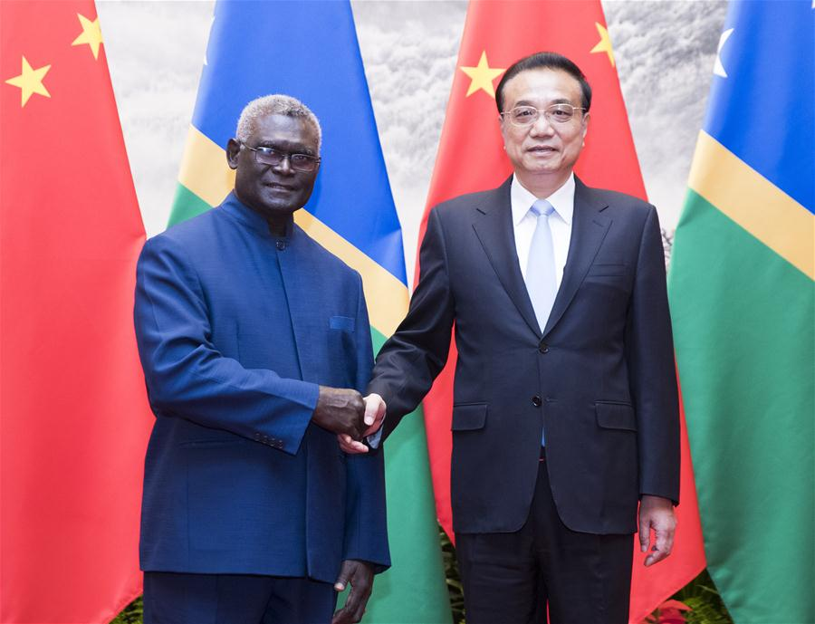 China, Solomon Islands eye enhanced cooperation in multiple areas