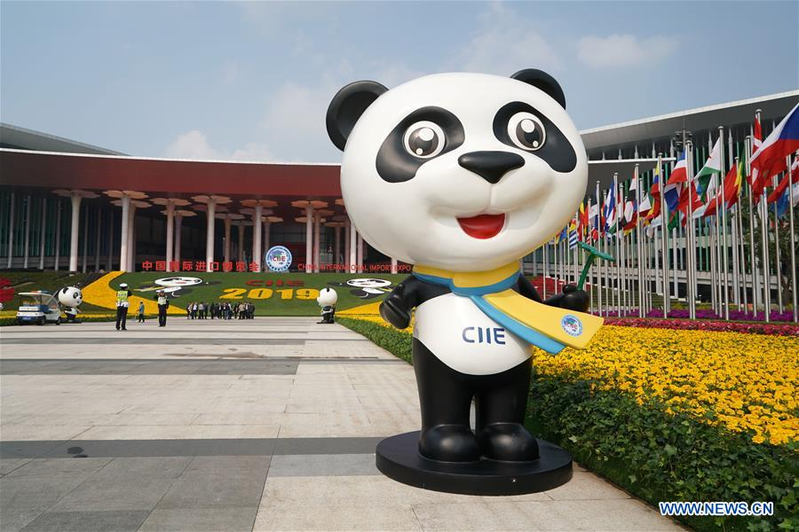 Second CIIE scheduled to run from Nov. 5 to 10 in Shanghai