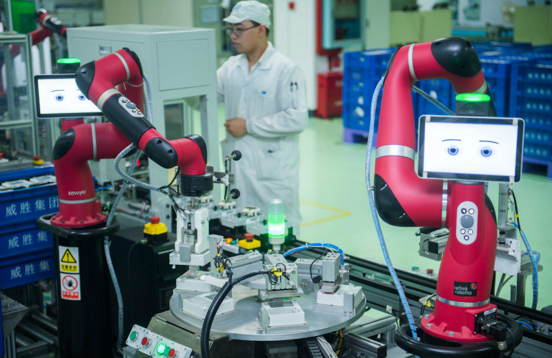 Changsha: from capital of engineering machinery to China's leader in intelligent manufacturing