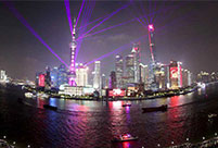 In pics: night economy in Shanghai