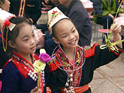 Yao ethnic group celebrate Panwang Festival in China's Guangxi